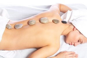 Hot Stone massage 45 minuten