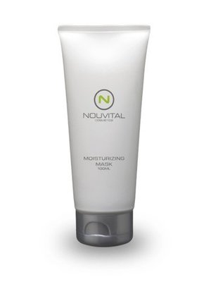 Nouvital Moisturizing Mask 100ml