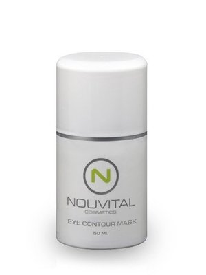 Nouvital Eye Contour Mask 100ml