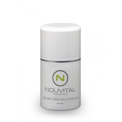 Nouvital Aloe vera day cream 50ml