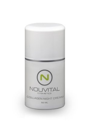 Nouvital Collagen night cream 50ml