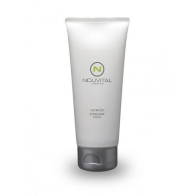 Nouvital Scrub cream 100ml