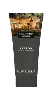 Treatments Ceylon Hand & Body cream 200ml