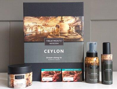 Treatments cadeaubox ceylon deluxe
