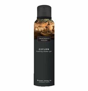 Treatments Ceylon foaming shower gel