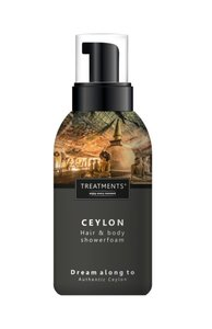 Treatments Ceylon Hair & body showerfoam 250ml